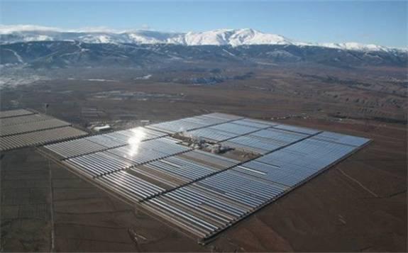 西班牙光热电站3月份发电量占总发电量的1.2%,疫情之下仍供电良好