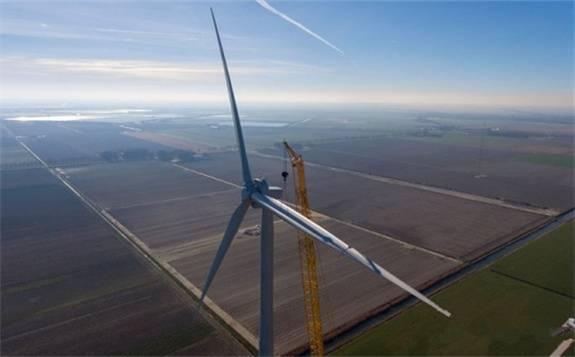 德国风力涡轮机制造商Enercon获越南310MW风机订单