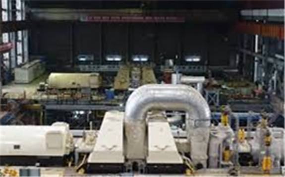 西北电建孟加拉古拉绍项目汽轮机冲转一次成功
