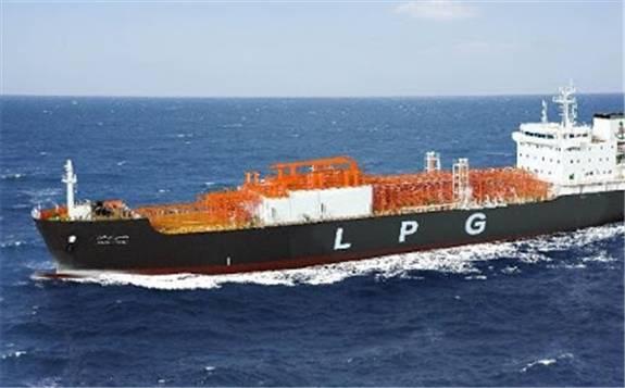 中集太平洋海工:將為德企建5艘5000立方米雙燃料全壓式LPG運輸船