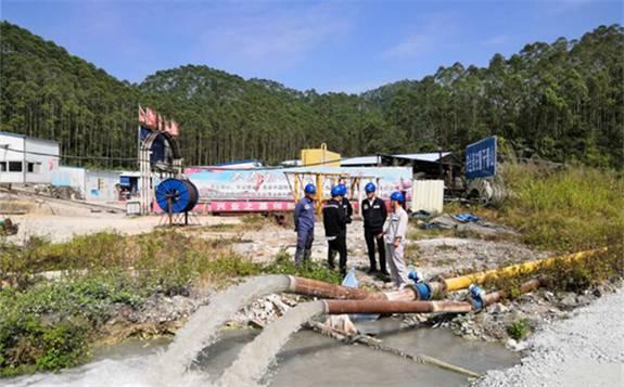 助力中微子实验站建设,南方电网把电送到地下700米