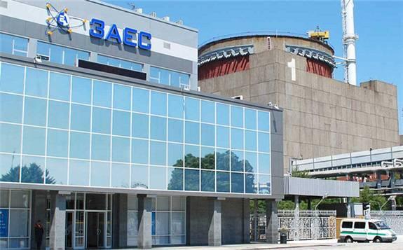 乌克兰Zaporizhia核电站5号机临近设计寿命