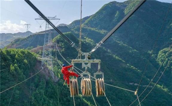 国内首条清洁威尼斯特高压直流输电工程 即将全线贯通