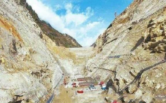 312米!丨世界第一高坝建设进入新阶段