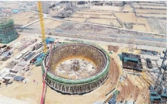 年用农林秸秆25万吨 威海华源生物质热电厂10月前完工
