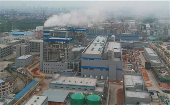 西门子能源提供的中国内地首台H级燃机点火成功