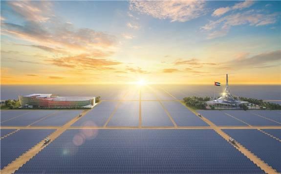 世界最低光伏电价:迪拜900兆瓦光伏发电项目电价创全球新低