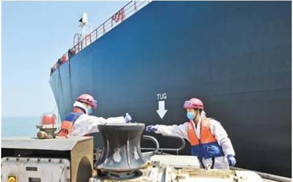 中石油唐山LNG接收站全力保障液化天然气供应