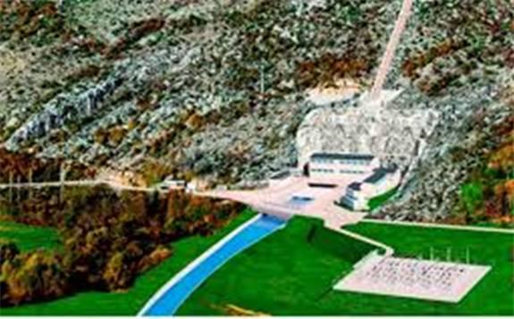 中国能建葛洲坝集团:签订波黑达巴尔水电站项目合同