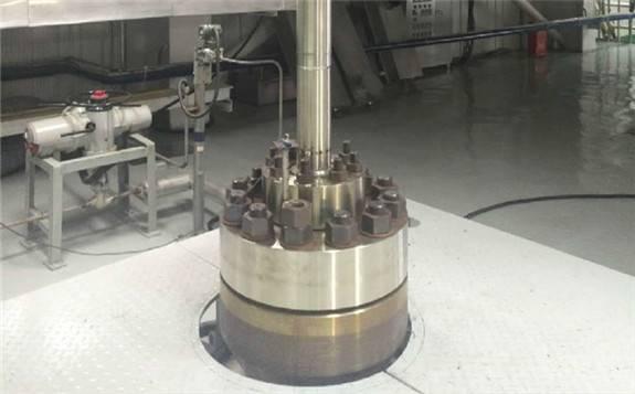 我国三代核电最新型控制棒驱动机构成功研制