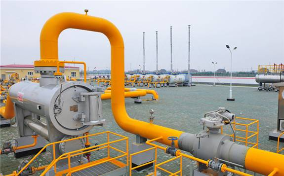 山东天然气管道工程首个干线工程顺利开工