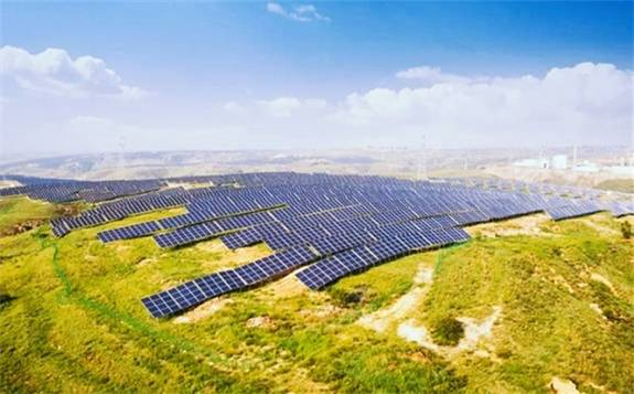 隆基股份为宁夏太阳能项目提供高效PERC组件