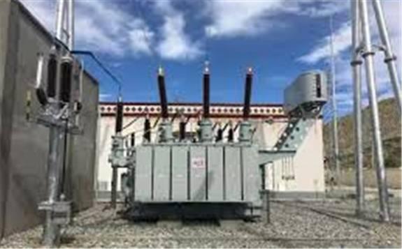 中国电建承建的西藏四座变电站新浦京项目正式开工建设