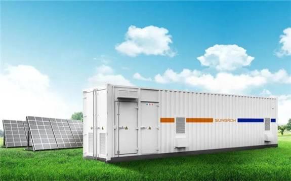2019年阳光电源储能系统实现营收达5.43亿元,同比增长41.77%