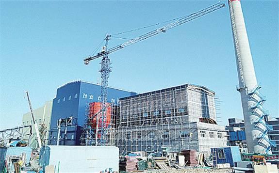五大连池市生物质发电项目即将竣工并网发电