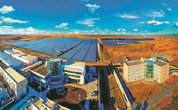 国家电网:冀北电力加快推进国家风光储输示范工程二期建设