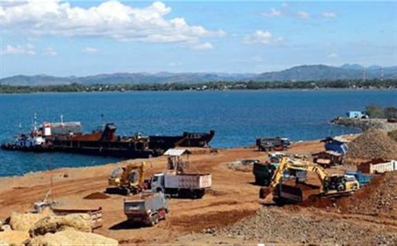 菲律宾疫情低风险地区矿山恢复运转