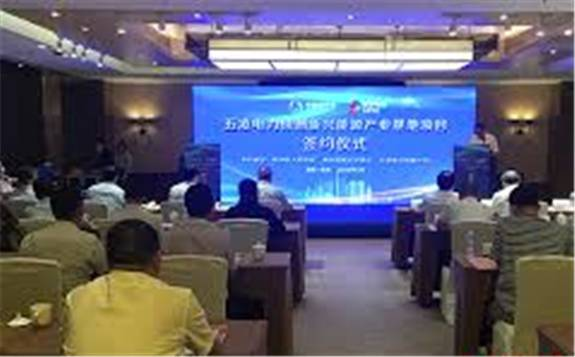 国家电投:五凌电力新威尼斯产业基地落户湖南 总投资36亿元!