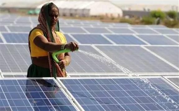 印度一季度光伏组件价格同比下降