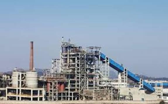 中国科学院:中国首台无烟煤原料循环流化床气化装置运行