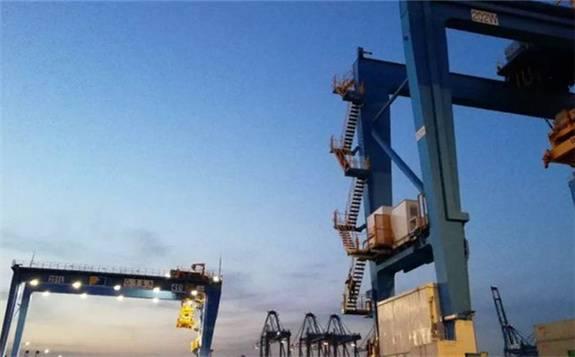 """燃料电池在全球首个""""氢+5G""""智慧生态港完成安装"""