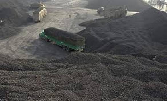 印度北部煤田企业5月上半月煤炭产量同比增2.5%