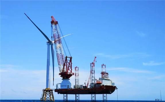 南鹏岛海上风电送电量已超3200万度 清洁能源有力促进地方经济发展