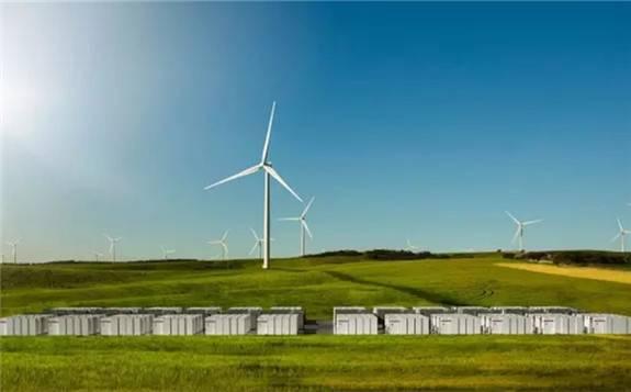 英国可再生能源公司计划投资70万英镑为南约克郡风电场建设新的储能系统