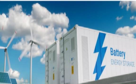中国最大百万瓦时级别光伏配储能项目开工!