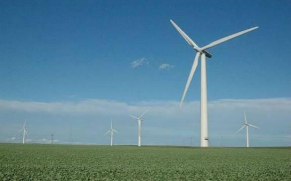 """丹麦计划到2030年建设两座风能""""岛 """"的计划"""