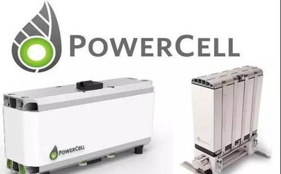 瑞典PowerCell成为德国ASI项目唯一燃料电池供应商