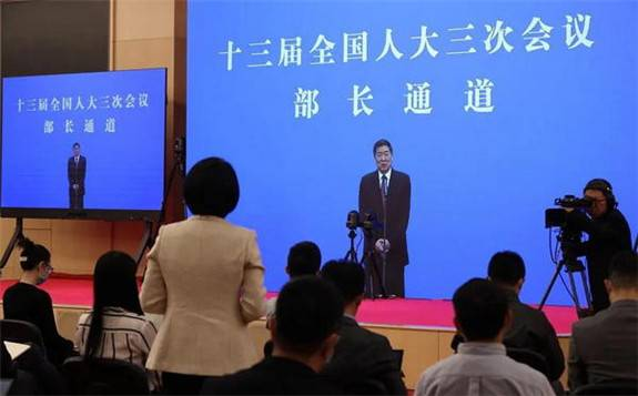看过来!首场部长通道, 国家发展改革委主要负责同志回应热点问题