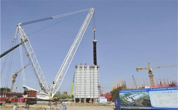 中国华电一批重大项目、重大工程正在加快推进实施