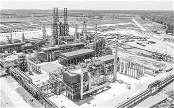 辽宁盘锦浩业化工有限公司160万吨/年加氢裂化装置投产
