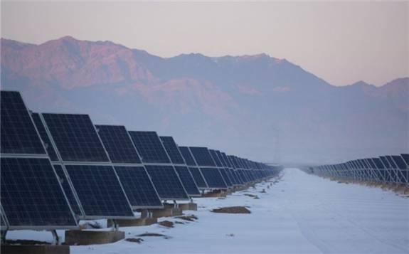 预计2020年中国太阳能发电量将达到50GW