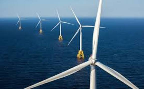 国家电投:江苏如东800MW海上风电项目(H4、H7)工程开工