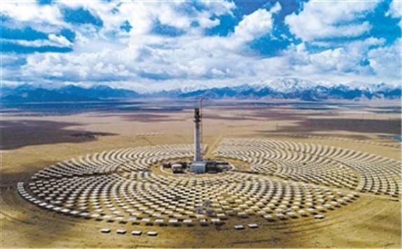 """一个为世界能源革命提供的""""青海样本"""""""