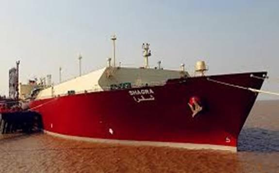 中国进口液化天然气价格创三年来新低