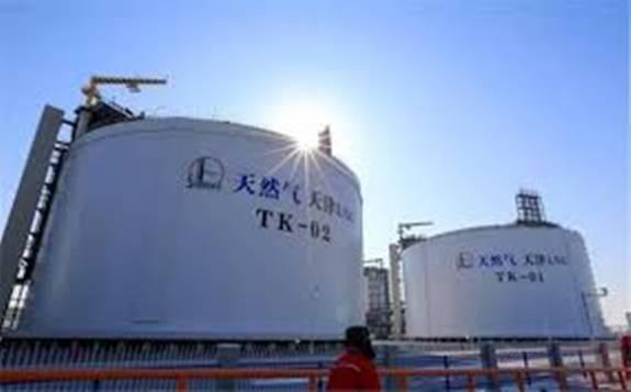新基建刺激基础设施大发展,中国提升天然气储备能力