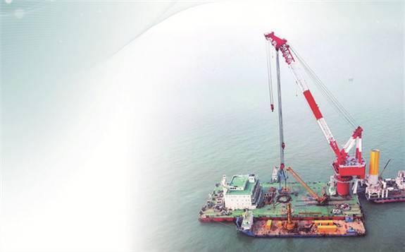 国内单体容量最大!风机种类最多!启东海上风电场主体工程正式开工!