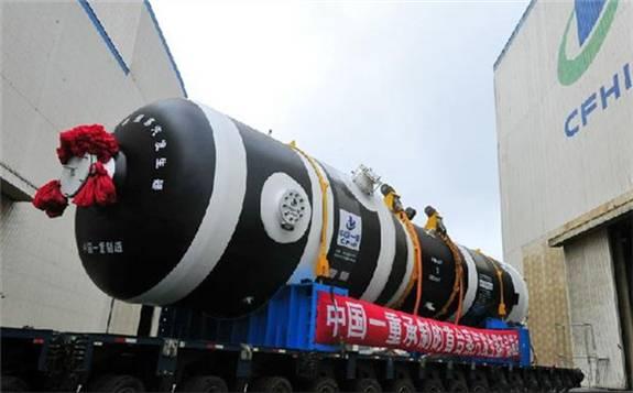 中国一重董事长刘明忠:加快推动由重型装备制造商向制造服务商转变
