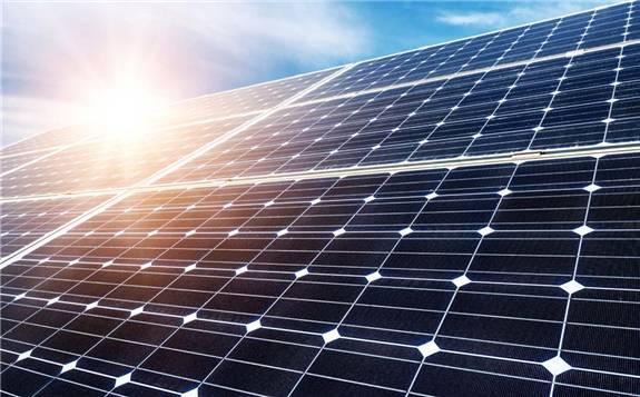 中国企业承建尼泊尔最大光伏电站开始发电
