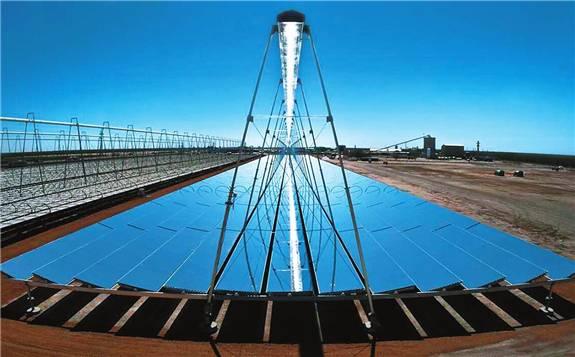 总投资462亿元!青海格尔木规划建设光热发电等产业主导的昆仑太阳城园区