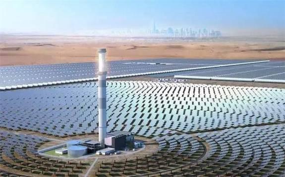 截至2019年底,我国光热发电站累计并网9座总装机容量42万千瓦