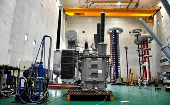 中国西电:连续为国家多个重点工程成功研制电抗器
