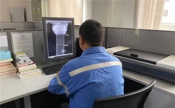 CR检测技术在核电机组大修中实现首次应用!