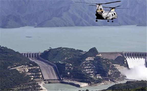 195亿元!中国电建签订巴基斯坦巴沙水电站项目合同!