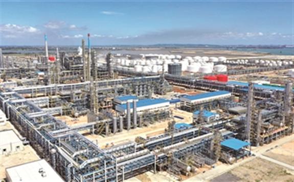 年产值超600亿元!中国石化中科炼化项目正式投产!