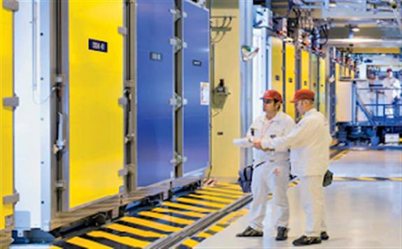中国核能发展报告2020:核材料铀转化实现万吨级生产能力