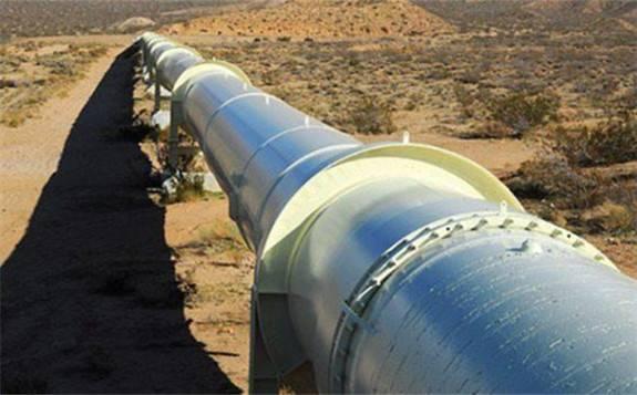 俄罗斯4-5月管道天然气出口额达35亿美元